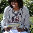 Michelle Obama Clothes - Blazer