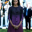 Michelle Obama Clothes - Evening Coat