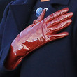 Michelle Obama Accessories - Leather Gloves