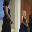 Michelle Obama Clothes - Little Black Dress
