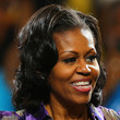 Michelle Obama Hair - Medium Curls
