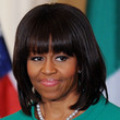 Michelle Obama Hair - Mid-Length Bob