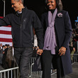 Michelle Obama Wool Coat