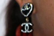 Michelle Wie Dangling Diamond Earrings