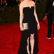 Michelle Williams Fishtail Dress