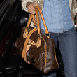 Michelle Williams Printed Tote