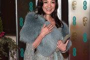 Michelle Yeoh Scarves