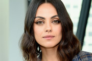 Mila Kunis Shoulder Length Hairstyles
