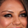 Mila Kunis Beauty - Smoky Eyes