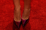 Miley Cyrus Evening Pumps