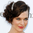 Milla Jovovich Hair - Curled Out Bob