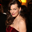 Milla Jovovich Hair - Retro Hairstyle