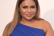 Mindy Kaling Long Hairstyles