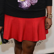 Mindy Kaling Clothes - Mini Skirt