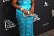 Mindy Kaling One Shoulder Dress