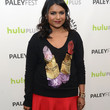 Mindy Kaling Clothes - V-neck Sweater