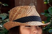 Minka Kelly Straw Hat