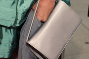 Mira Sorvino Satin Purse