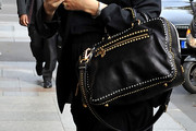 Miranda Kerr Studded Shoulder Bag