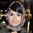 Miroslava Duma Accessories - Patterned Scarf