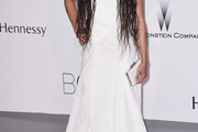 Zoe Kravitz Evening Dress