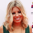 Mollie King Hair - Long Wavy Cut