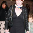 Molly Ringwald Leather Jacket