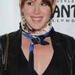 Molly Ringwald Silk Scarf