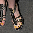 Molly Ringwald Strappy Sandals