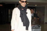 Molly Sims Wool Scarf