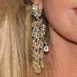 Morgan Fairchild Jewelry - Crystal Chandelier Earrings