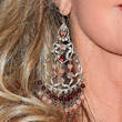 Morgan Fairchild Jewelry - Sterling Chandelier Earrings
