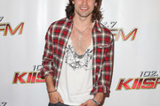 Justin Gaston Button Down Shirt