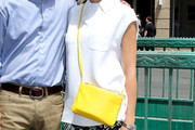 Gwyneth Paltrow Leather Shoulder Bag