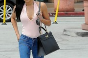 Naya Rivera Cross Body Tote