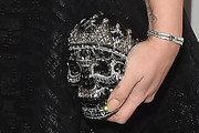 Kelly Osbourne Beaded Clutch