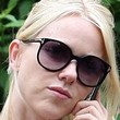 Naomi Watts Round Sunglasses
