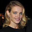 Natalia Vodianova Hair - Medium Wavy Cut