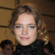 Natalia Vodianova Hair - Pinned Up Ringlets