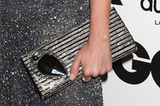 Natalie Imbruglia Gemstone Inlaid Clutch