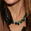 Natalie Portman Jewelry - Gemstone Choker Necklace