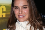 Natalie Portman Long Hairstyles