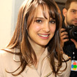 Natalie Portman Hair - Long Straight Cut with Bangs
