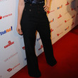 Natasha Bedingfield Clothes - High-Waisted Pants