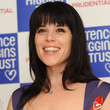 Neve Campbell Long Straight Cut with Bangs