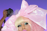 Nicki Minaj Hair Bow