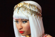 Nicki Minaj Headdress