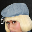 Nicki Minaj Newsboy Cap