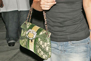 Nicky Hilton Fabric Bag