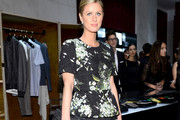 Nicky Hilton Peplum Top
